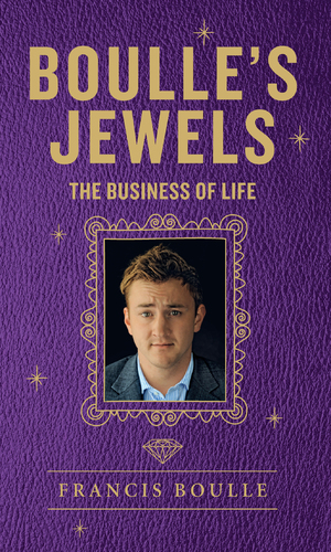 BOOK REVIEW: BOULLE'S JEWELS BY FRANCIS BOULLE