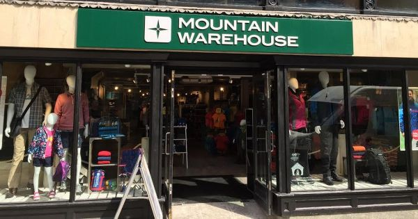 Mountain Warehouse comes to Chester - Chester Chronicle
