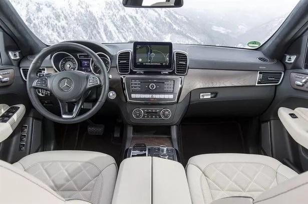 Automotive assessment: Mercedes GLS 350d 15C1349 033JPG