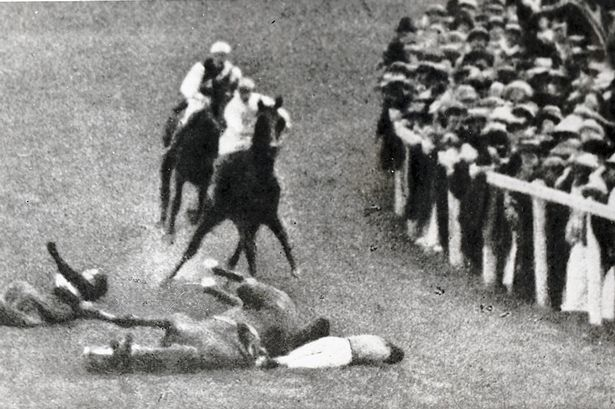 1913 Suffragette derby
