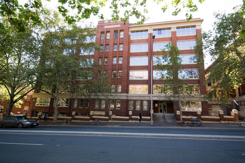 Eleanor Harrald Building