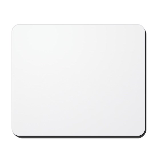 funny flaming marshmallow mousepad