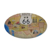 Historic Route 66 Wall Art