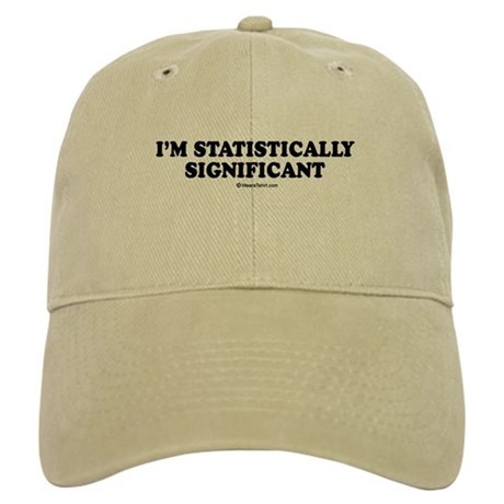 statistically significant cap hat
