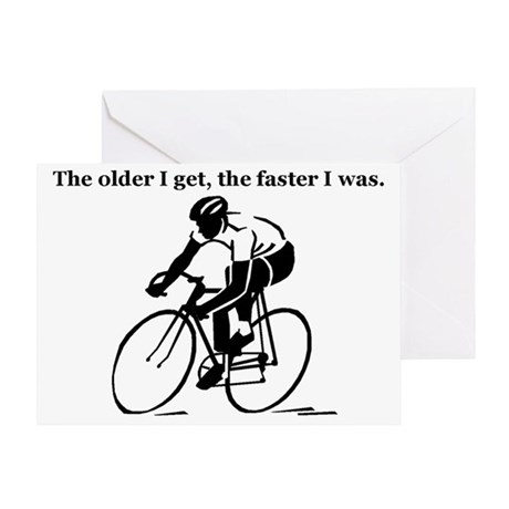Cycling Greeting Cards Thank You Cards And Custom Cards CafePress