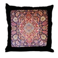 Persian Carpet Pillows, Persian Carpet Throw Pillows
