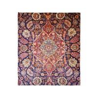 Handmade carpet Throw Blanket by ADMIN_CP49699337