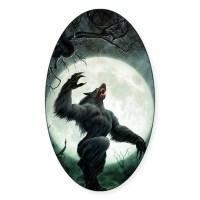 Werewolf Bumper Stickers | Car Stickers, Decals, & More