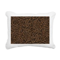 Western Leather Pillows, Western Leather Throw Pillows