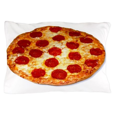 pizza Pillow Case by Admin_CP5114953