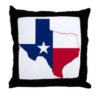 Texas Flag Pillows, Texas Flag Throw Pillows & Decorative ...