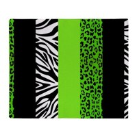 Lime Green Throw Blankets, Lime Green Fleece Blankets ...