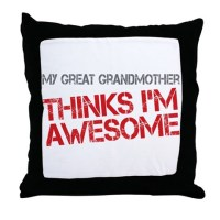 Great Granddaughter Pillows, Great Granddaughter Throw ...