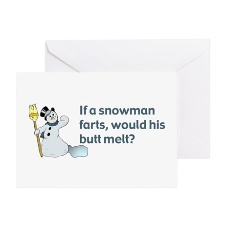 Snowman Greeting Cards Card Ideas Sayings Designs