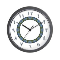 Arabic Numerals Clocks | Arabic Numerals Wall Clocks ...