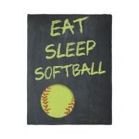 Softball Bedding | Softball Duvet Covers, Pillow Cases & More!