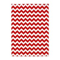 Red Chevron Rugs, Red Chevron Area Rugs   Indoor/Outdoor Rugs