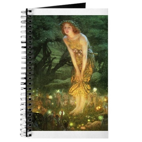 Midsummer Eve. 1908 Journal by craftyscientists