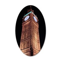 Big Ben Wall Sticker by listing-store-119387667