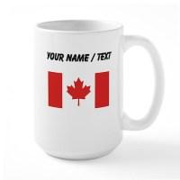 Canadian Flag Coffee Mugs | Canadian Flag Travel Mugs ...