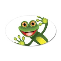 Frog Wall Art | Frog Wall Decor