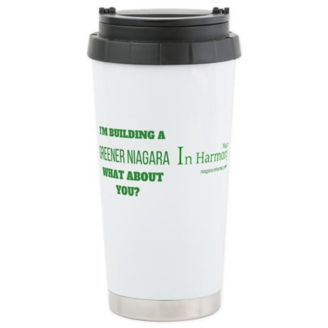 Building a Greener Niagara Mugs