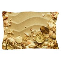 Beach Dream Pillow Case by CoolBedding