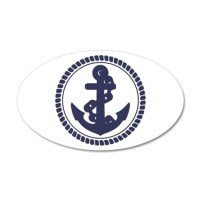 Nautical Anchor Wall Art