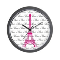 Parisian Clocks