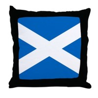 Saltire Pillows, Saltire Throw Pillows & Decorative Couch ...