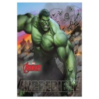 Avengers Incredible Hulk Wall Art Poster