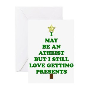 Secular humanist holiday cards poemview secular christmas greeting cards cafepress m4hsunfo