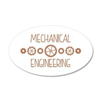 Mechanical Engineering Wall Decal by Hopscotch15