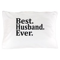 Best Husband Ever. Pillow Case by Nardesign