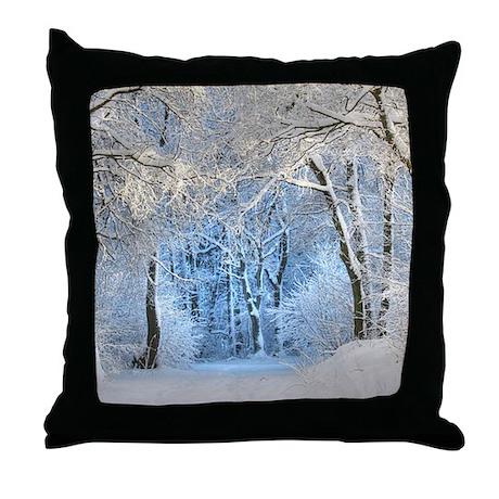 Winter Pillows Winter Throw Pillows  Decorative Couch