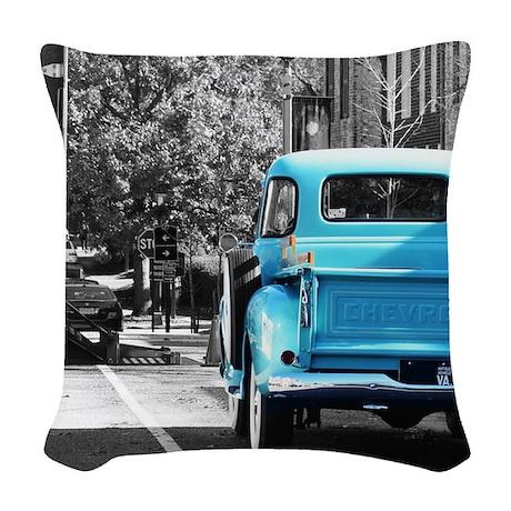 Vintage Truck Pillows, Vintage Truck Throw Pillows
