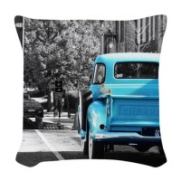 Vintage Truck Pillows, Vintage Truck Throw Pillows