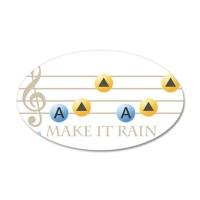 Make It Rain Wall Art | Make It Rain Wall Decor