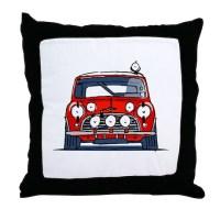 Austin Mini Pillows, Austin Mini Throw Pillows ...