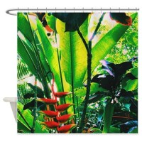 Tropical Shower Curtain by Admin_CP19732459