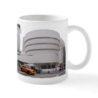 Guggenheim Museum Coffee Mugs | Guggenheim Museum Travel ...