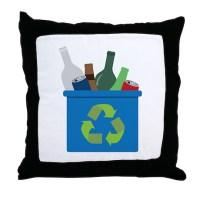 Recycling Pillows, Recycling Throw Pillows & Decorative ...
