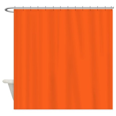 Orange Shower Curtains Orange Fabric Shower Curtain Liner