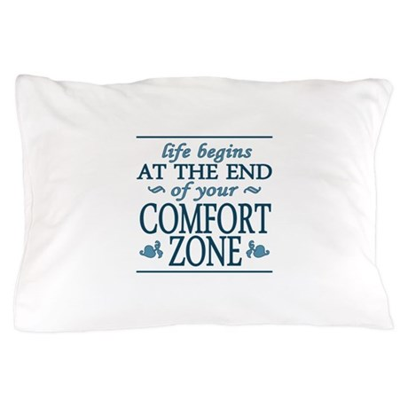 Comfort Zone Pillow Case by ADMIN_CP1053336
