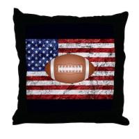 American Football Pillows, American Football Throw Pillows ...