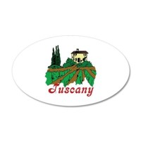 TUSCANY Wall Decal by Greatnotions32