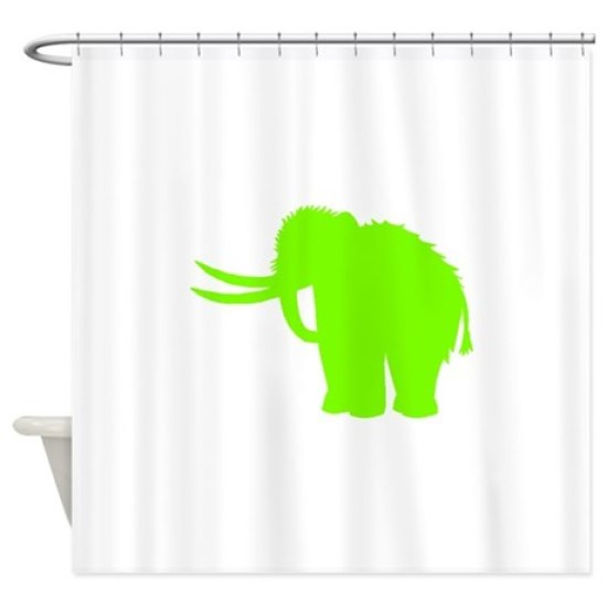 neon elephant bathroom accessories & decor - cafepress