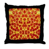Pizza Pillows, Pizza Throw Pillows & Decorative Couch Pillows