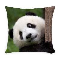 Panda Bear Pillows, Panda Bear Throw Pillows & Decorative ...