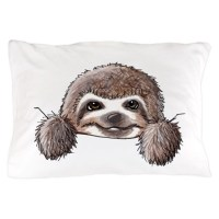 Sloth Bedding | Sloth Duvet Covers, Pillow Cases & More!